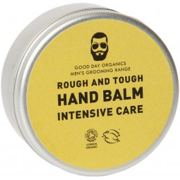 Good Day Organics Mens Hand Balm - 90g