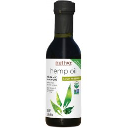Nutiva Organic Hempseed Oil - 236ml