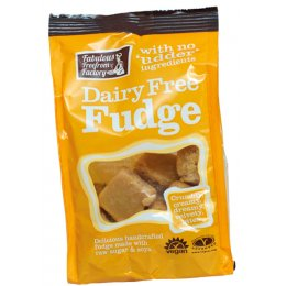 Fabulous Free From Factory Dairy Free Fudge - 200g