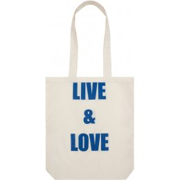 People Tree Live & Love Bag - Navy