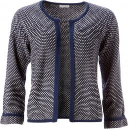 Nomads Edge to Edge Cardigan - Navy