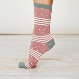 Thought Catherine Bamboo Socks