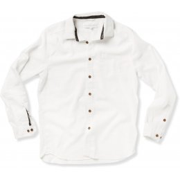 Thought Harper Shirt - White
