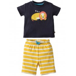 Frugi Little Perran Lion Pyjamas