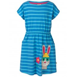 Frugi Bryher Boat Neck Dress