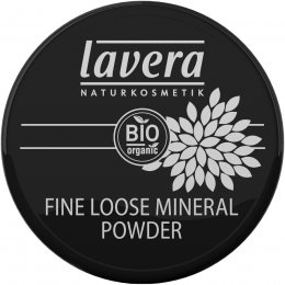 Lavera Fine Loose Mineral Powder - Transparent - 8g