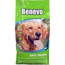 Benevo Vegan Adult Dog Food - Original - 15kg