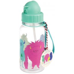 Monsters Of The World BPA Free Childrens Water Bottle - 500ml