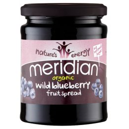 Meridian Organic Blueberry Spread 284g
