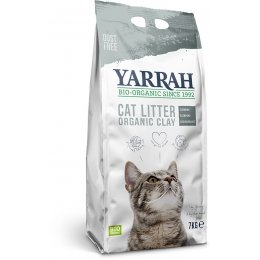 Yarrah Organic Clay Cat Litter - 7kg