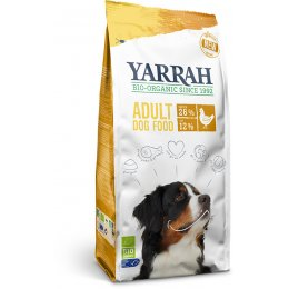 Yarrah Organic Adult Dog Food - Chicken 2Kg