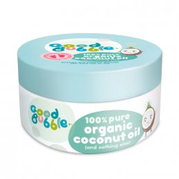 Good Bubble Organic Coconut Oil - 185g