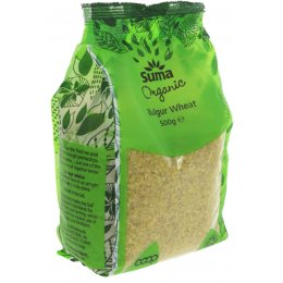 Suma Prepacks Organic Bulgur Wheat 500g