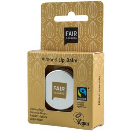Fair Squared Lip Balm - Almond Sun - 12g