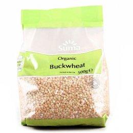 Suma Prepacks Organic Buckwheat 500g test