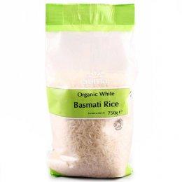 Suma Prepacks Organic White Basmati Rice 750g test