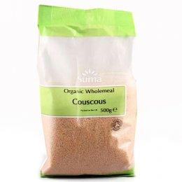 Suma Prepacks Organic Wholemeal Couscous 500g test