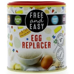 Free & Easy Egg Replacer - 135g