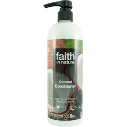 Faith in Nature Conditioner - Coconut - 740ml