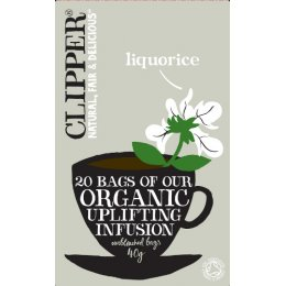 Clipper Liquorice Tea 20 Bags