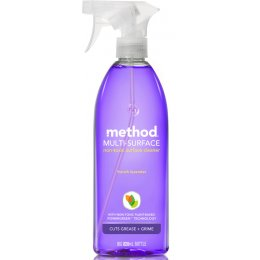 Method Multi Surface Spray - French Lavender - 828ml