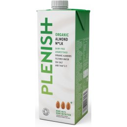 Plenish Organic Almond Milk - 1L
