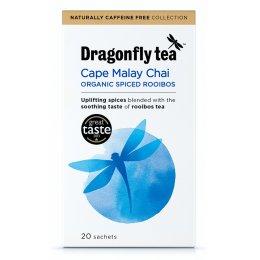 Dragonfly Teas Cape Malay Organic Rooibos Chai Tea - 20 Bags test