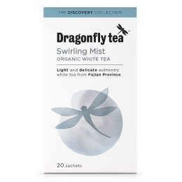Dragonfly Teas Swirling Mist White Tea - 20 Bags test