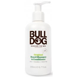 Bulldog Original 2 In 1 Beard Shampoo & Conditioner - 200ml