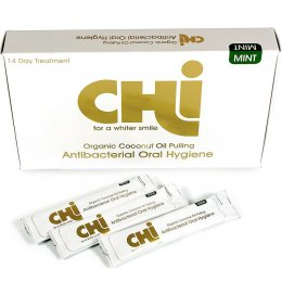 Chi Coconut Oil for Pulling - 14 Day Pack