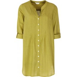 Nomads Plain Tunic Shirt - Moss