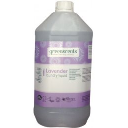 Greenscents Laundry Liquid Lavender 5L
