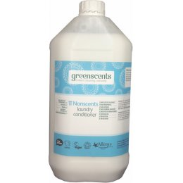 Greenscents Fabric Conditioner Unscented 5L