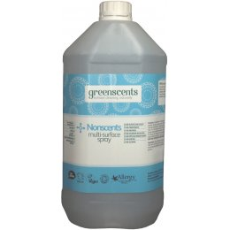 Greenscents Surface Spray Unscented 5L