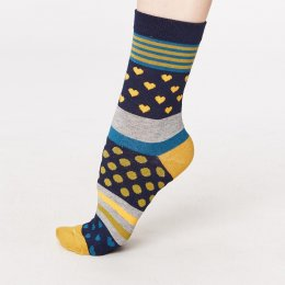 Thought Juliet Bamboo Socks