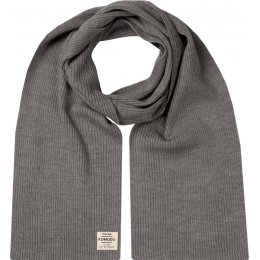Komodo Joe Knit Scarf - Grey