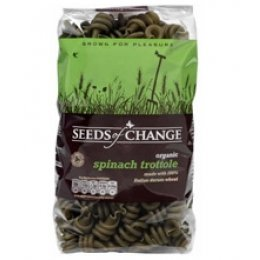 Seeds Of Change Spinach Trotolle Pasta - 500g