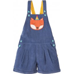 Frugi Cerys Fox Cord Dungarees