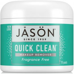 Jason Quick Clean Make-Up Remover - 75 Pads