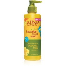 Alba Botanica Coconut Milk Facial Wash - 230ml