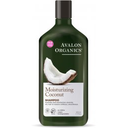 Avalon Organics Coconut Moisturizing Shampoo - 325ml