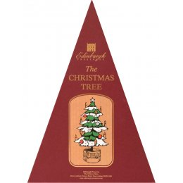 Edinburgh Preserves  Christmas Tree Gift Set