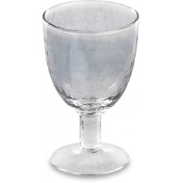 Ozari Aged Silver Wine Glass
