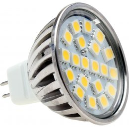 MR16-320 Lumilife LED Light Bulb 4 Watt (50W Equivalent) - Cool White