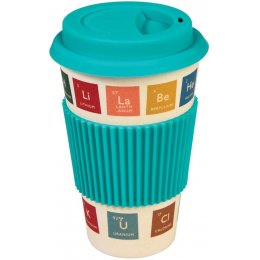 Periodic Table Eco-Coffee Cup