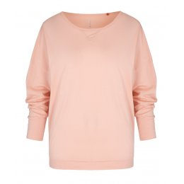 Asquith Organic Cotton Long Sleeve Batwing Top