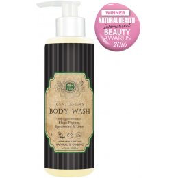PHB Ethical Beauty Gentlemens Body Wash - 250ml