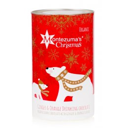 Montezumas Christmas Drinking Chocolate - 250g