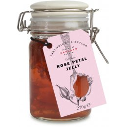 Cartwright & Butler Rose Petal Jelly - 250g
