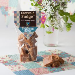 Cotswold Fudge - Traditional Butter - 150g